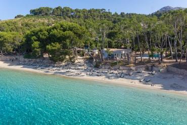 """фото Пляж, Отель """"Formentor, a Royal Hideaway Hotel 5*"""""""
