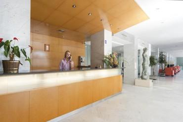 """фото Холл, Отель """"4R Salou Park Resort I 4*"""", Салоу"""