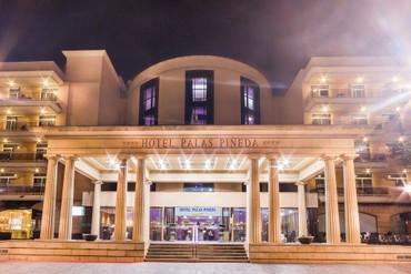 """фото главное, Отель """"Palas Pineda 4*"""", Салоу"""