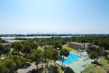 """фото Отель, Отель """"Bellevue Club Minerva 3*"""", Майорка"""
