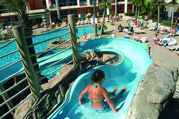 """фото Развлечение для детей, Отель """"Family Life Alcudia Pins 3*"""", Майорка"""