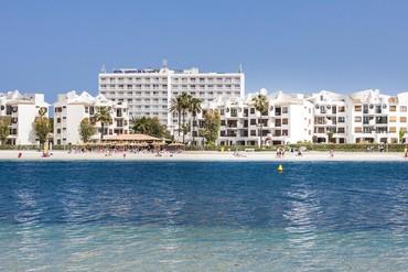 """фото море/пляж, Отель """"Globales Condes de Alcudia 3*"""", Майорка"""