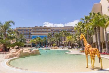 """фото бассейн для детей, Отель """"Palas Pineda 4*"""", Салоу"""