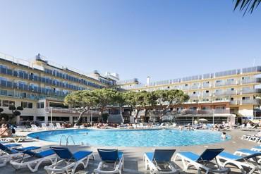 """фото Бассейн, Отель """"Hotel Best Cap Salou  3*"""", Салоу"""