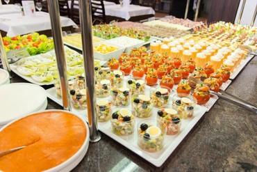 """фото питание, Отель """"Palas Pineda 4*"""", Салоу"""