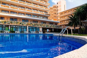 """фото бассейн, Отель """"Fergus Tobago 3*"""", Майорка"""