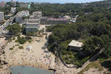 """фото Пляж, Отель """"Hotel Best Cap Salou  3*"""", Салоу"""