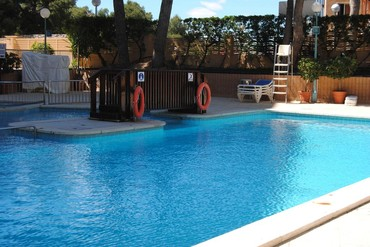 "фото Бассейн, Отель ""4R Playa Park 3*"", Салоу"