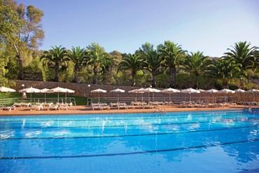 "фото бассейн, Отель ""Club Tropicana 3*"", Майорка"