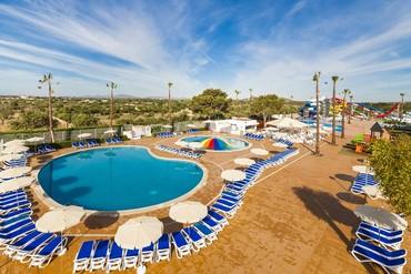 """фото бассейн для детей, Отель """"Globales Aparthotel Bouganvilla 3*"""", Майорка"""