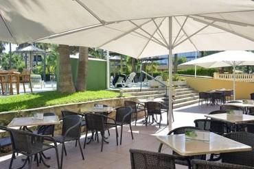"""фото Питание, Отель """"Sol Alcudia Center Hotel Aptos 3*"""", Майорка"""
