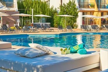 """фото бассейн, Отель """"Protur Sa Coma Playa Hotel & Spa 4*"""", Майорка"""