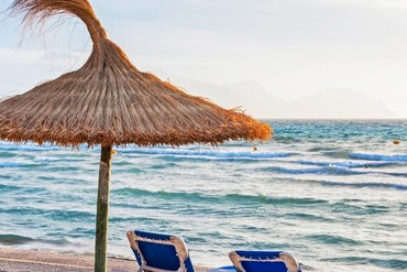 """фото пляж, Отель """"Globales Pionero 4*"""", Майорка"""