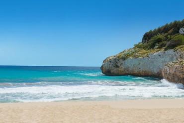 """фото пляж/море, Отель """"Club Tropicana 3*"""", Майорка"""