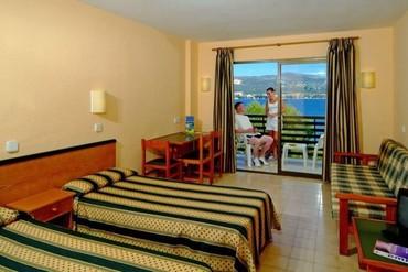 """фото Номер, Отель """"Intertur Palmanova Bay 3*"""", Майорка"""