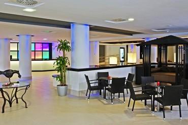"фото Холл, Отель ""Sol Guadalupe 4*"", Майорка"
