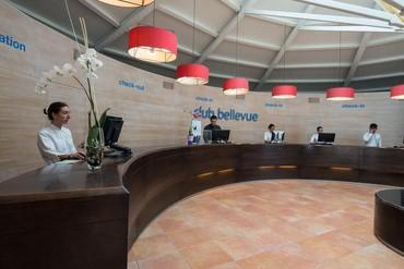"фото Холл, Отель ""Bellevue Club Minerva 3*"", Майорка"