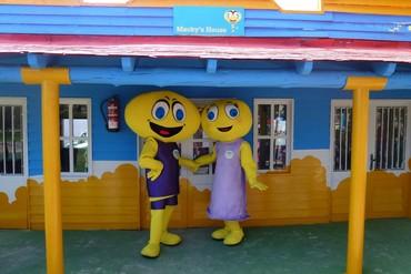 """фото Анимация, Отель """"Family Life Alcudia Pins 3*"""", Майорка"""