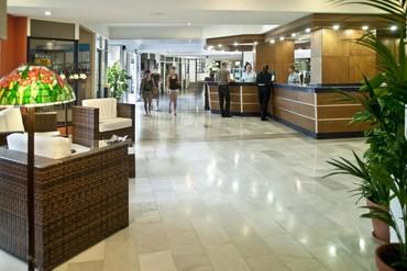 "фото Холл, Отель ""Hovima Santa Maria 3*"", Тенерифе"