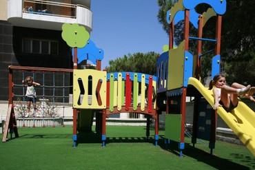 """фото Детская площадка, Отель """"Blaumar Costa Brava 4*"""", Испания"""