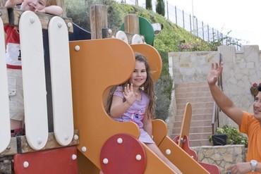 """фото Развлечение для детей, Отель """"Hovima Jardin Caleta 3*"""", Тенерифе"""