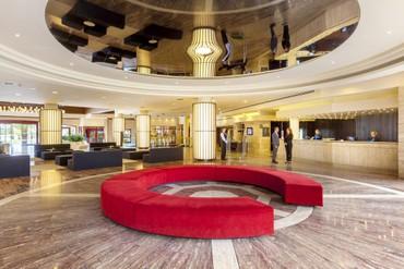 "фото Холл, Отель ""Hotel Best Jacaranda 4*"", Тенерифе"