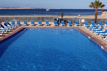 "фото Бассейн, Отель ""Golden Donaire Beach 3*"", Салоу"