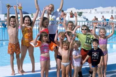 """фото Для детей, Отель """"Laguna Park II 2*"""""""