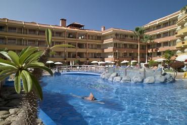 """фото Отель, Отель """"Hovima Jardin Caleta 3*"""", Тенерифе"""