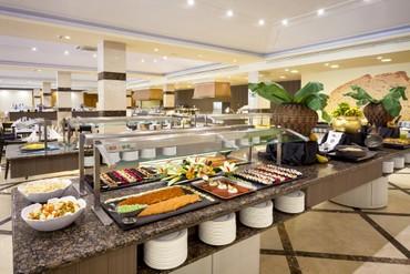 """фото Питание, Отель """"Hotel Best Jacaranda 4*"""", Тенерифе"""