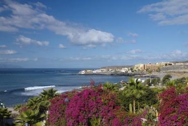 "фото Море, Отель ""Hovima Jardin Caleta 3*"", Тенерифе"