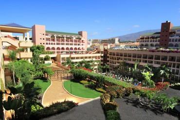 "фото Территория, Отель ""Hotel Best Jacaranda 4*"", Тенерифе"