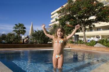 """фото Развлечение для детей, Отель """"Hovima Santa Maria 3*"""", Тенерифе"""