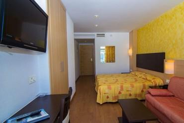 """фото Номер, Отель """"Blaumar Costa Brava 4*"""", Испания"""