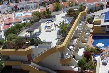 "фото Территория, Отель ""Hovima Santa Maria 3*"", Тенерифе"
