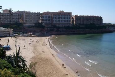 "фото Пляж, Отель ""Best San Diego 3*"", Салоу"