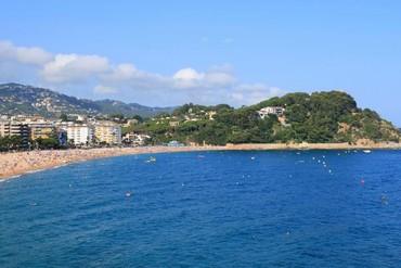 """фото Пляж, Отель """"H·TOP Royal Beach 4*"""", Испания"""