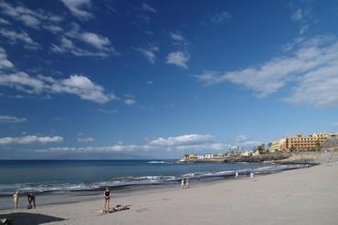 """фото Пляж, Отель """"Hovima Jardin Caleta 3*"""", Тенерифе"""