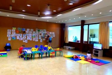 """фото Игровая комната, Отель """"Blaumar Costa Brava 4*"""", Испания"""