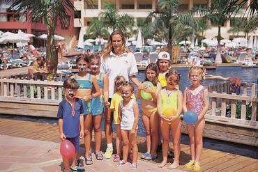 """фото Развлечение для детей, Отель """"Hotel Best Jacaranda 4*"""", Тенерифе"""