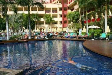 "фото Бассейн, Отель ""Hotel Best Jacaranda 4*"", Тенерифе"