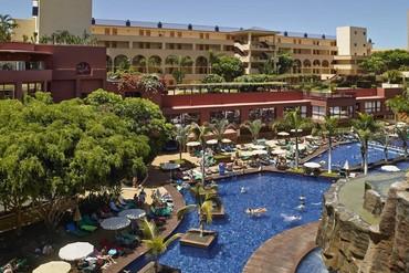 """фото Отель, Отель """"Hotel Best Jacaranda 4*"""", Тенерифе"""