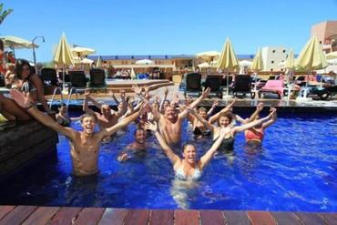 """фото Развлечение, Отель """"Hotel Best Jacaranda 4*"""", Тенерифе"""