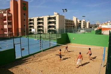 """фото Спортивная площадка, Отель """"Hotel Best Jacaranda 4*"""", Тенерифе"""