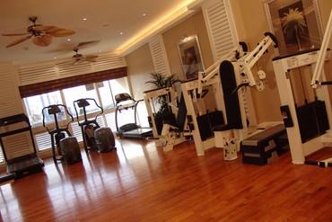 "фото Тренажерный зал, Отель ""Radisson Blu Resort Sharjah"" 4*, Шарджа"
