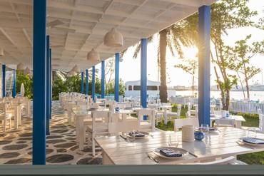 "фото питание, Отель ""Le Meridien Mina Seyahi Beach Resort & Marina"" 5*, Дубай"