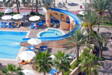 """фото главное, Отель """"Sharjah Grand Hotel"""" 4*, Шарджа"""