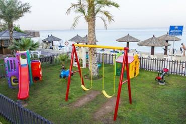 """фото развлечения для детей, Отель """"Beach Hotel Sharjah"""" 3*, Шарджа"""