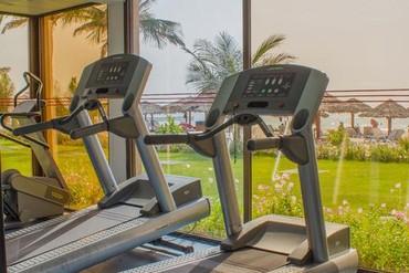 """фото тренажерный зал, Отель """" Lou'lou a Beach Resort"""" 3*, Шарджа"""