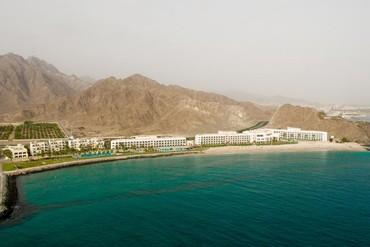 """фото главное, Отель """"Radisson Blu Resort Fujairah 5*"""", Фуджейра"""